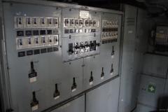 TEE im Augsburger Bahnpark Maschinenraum