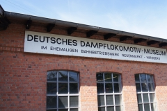 Deutsches Dampflokomotiv-Museum