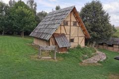 Mittelalterliche Bergstadt Bleiberg