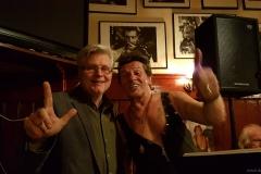 Richard Rigan und Rockingham