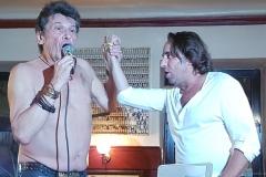 Richard Rigan und Dieter Landuris