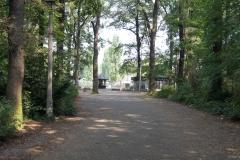 Weg zum Eingang
