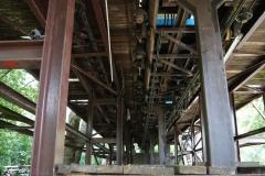 Bahnhof der Achterbahn