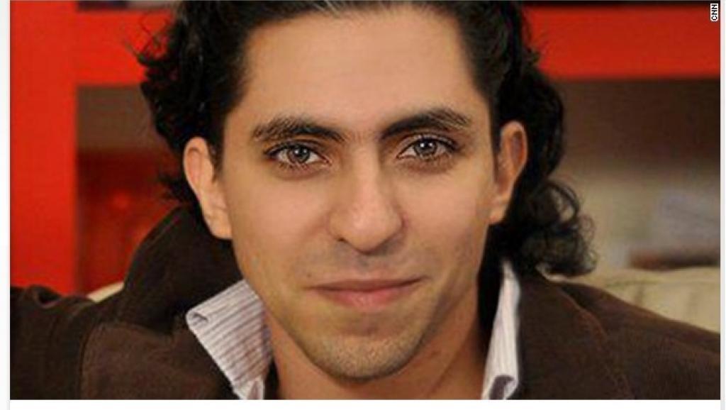 Raif Badawi wird brutalst gefoltert - in Namen des Islam