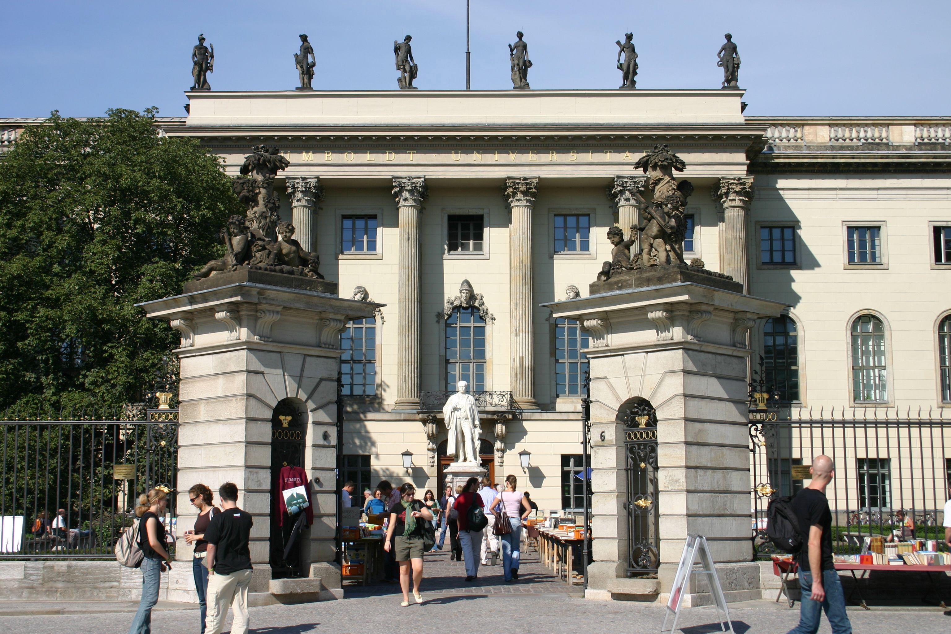 (Bild: Heike Zappe, CC NY-NC-ND 3.0) Die Humboldt-Universität Berlin – Hort für Extremisten?