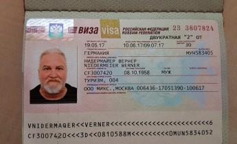 Russland-Visum wn